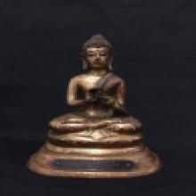 พระบูชาปางปฐมเทศนาวัดเวฬุราชิน พ.ศ.๒๔๙๗