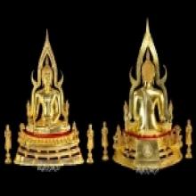 พระพุทธชินราช รุ่นบูรณะพิพิธภัณฑ์(จ่าทวี)ปี2552 ขนาด9