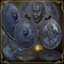 เหรียญกรมหลวงชุมพรเขตอุดมศักดิ์ พิธีเสด็จกลับ วัดถ้ำเขาเงิน