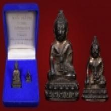 พระกริ่งนวราชบพิตรและพระชัยวัฒน์ วัดตรีทศเทพวรวิหาร พ.ศ.2530