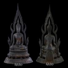พระพุทธชินราช วัดปราสาท ปี2506 หน้าตัก5