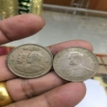เสด็จนิวัดพระนคร กับเหรียญ พระชนมายุครบ 3 รอบ