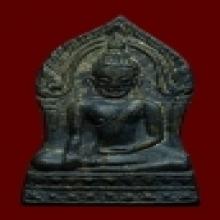 เหรียญพระพุทธชินราชใบเสมา 2515