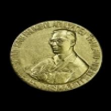 เหรียญในหลวง รางวัล FAO อะกริคอล่า เนื้อทองคำ