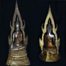 พระพุทธชินราช 2511 สามกษัตริย์ ขนาด 5 นิ้ว