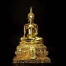พระพุทธชินสีห์ ญสส จำลอง ในวาระครบรอบ 40 ปีบดินทรเดชา