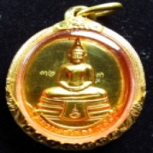 เหรียญรูปไข่ทองคำ ปี 2533 ญสส.