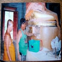 หลวงพ่อผาด วัดดงตาล(สามัคคีธรรม) ท่าวุ้ง ลพบุรี