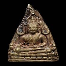 ชินราชครึ่งซีก หลวงพ่อแพ วัดพิกุลทอง ปี 2494