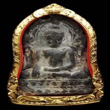 พระพุทธชินราช ใบเสมา พิมพ์ใหญ่