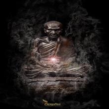 พระบูชา หลวงปู่หมุน วัดบ้านจาน ปี43