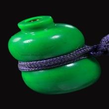 น้ำเต้าโภคทรัพย์ รุ่นแรก  วัดปากน้ำภาษีเจริญ กทม.