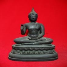 พระบูชา ปางเอหิภิกขุ วัดหลวงปรีชากูล ปี2515 ขนาด9นิ้ว